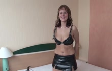 First Time Porno Hardcore Casting For German MILF
